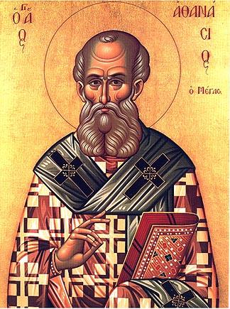 El santo de hoy...Atanasio, Santo 0205