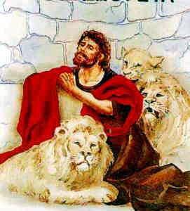 San Daniel, profeta